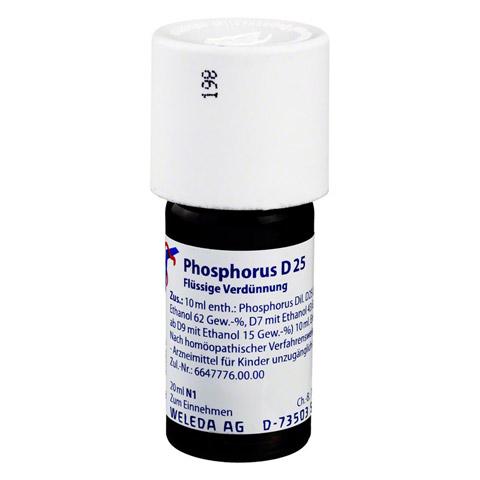 PHOSPHORUS D 25 Dilution 20 Milliliter N1