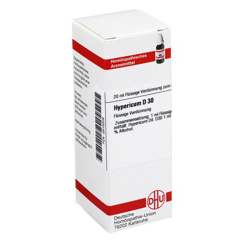 HYPERICUM D 30 Dilution 20 Milliliter N1
