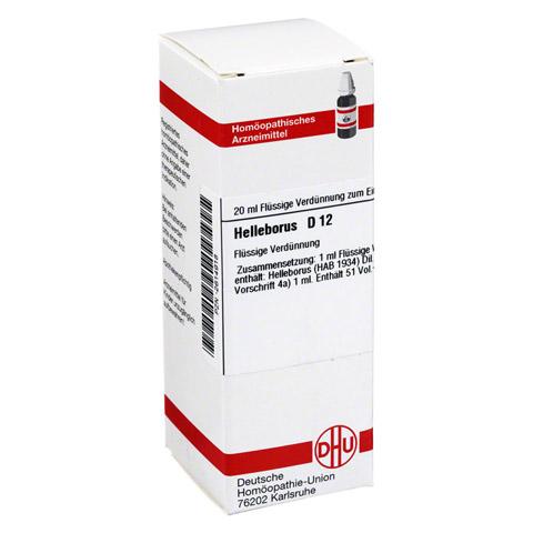 HELLEBORUS D 12 Dilution 20 Milliliter N1