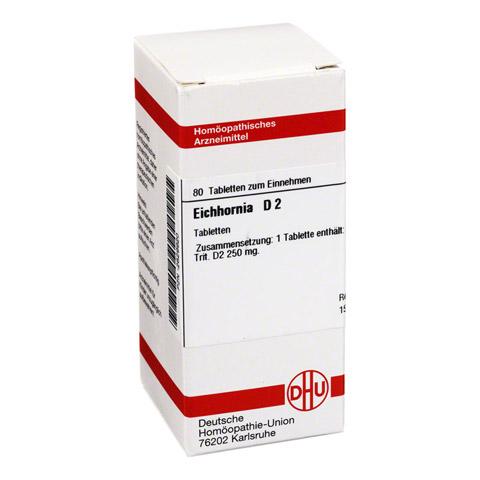 EICHHORNIA D 2 Tabletten 80 Stück N1
