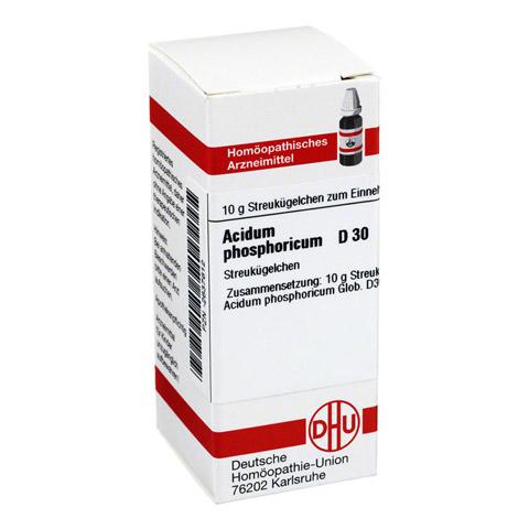 ACIDUM PHOSPHORICUM D 30 Globuli 10 Gramm N1