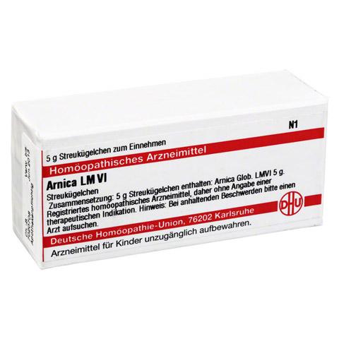 LM ARNICA VI Globuli 5 Gramm N1
