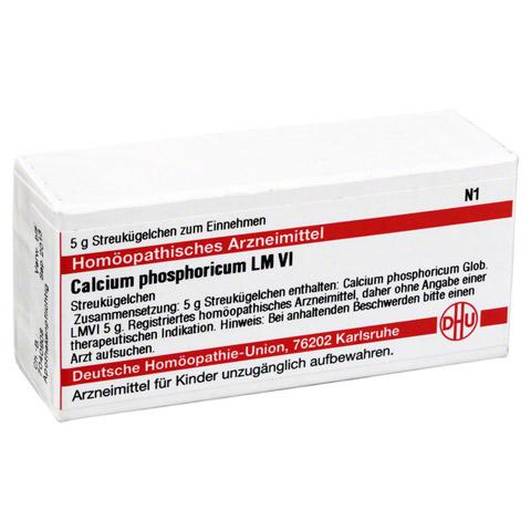 LM CALCIUM phosphoricum VI Globuli 5 Gramm N1