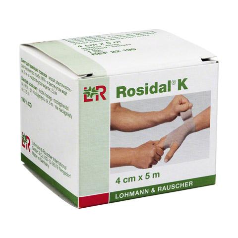 ROSIDAL K Binde 4 cmx5 m 1 Stück