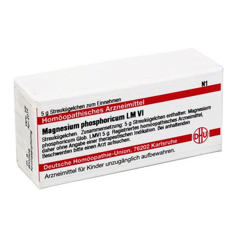 LM MAGNESIUM phosphoricum VI Globuli 5 Gramm N1
