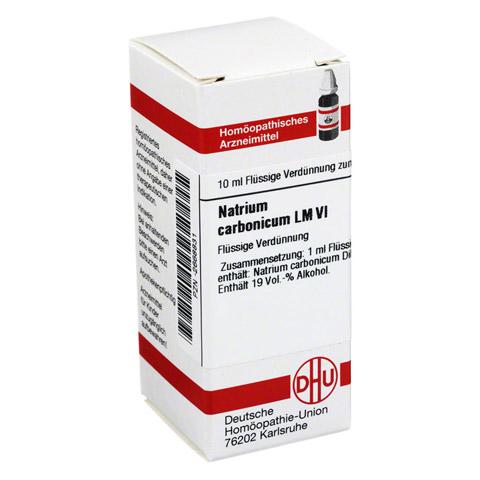 LM NATRIUM carbonicum VI Dilution 10 Milliliter N1