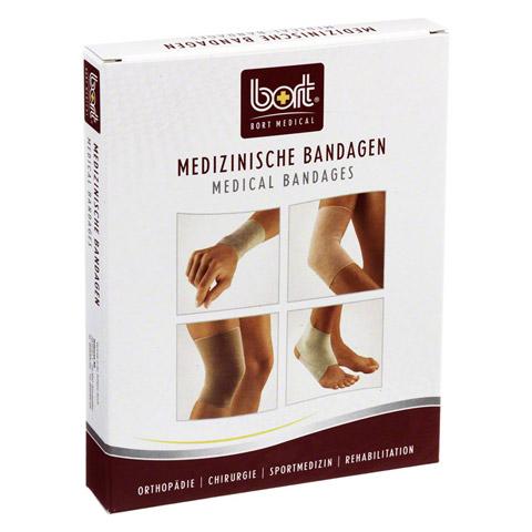 BORT Metatarsal Bandage m.Pelotte 20 cm haut 2 Stück