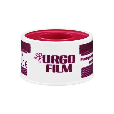 URGOFILM transparent 2,5 cmx5 m 1 Stück