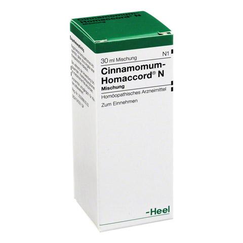 CINNAMOMUM HOMACCORD N Tropfen 30 Milliliter N1