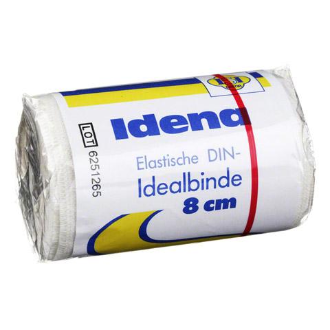 IDENA Idealbinden 8 cm Schlingkante 1 Stück