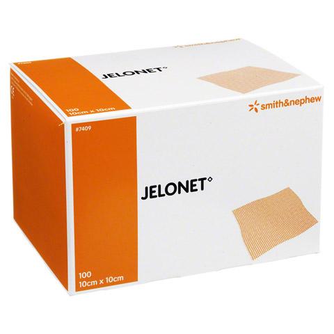 JELONET Paraffingaze 10x10 cm steril 100 Stück
