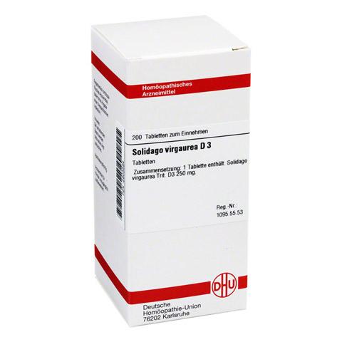 SOLIDAGO VIRGAUREA D 3 Tabletten 200 Stück N2