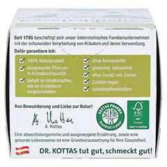 KÄSEPAPPELTEE Dr.KOTTAS Filterbeutel 20 Stück - Rechte Seite