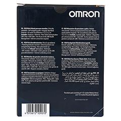 OMRON RS8 Handgelenk BMG m.NFC Auslesemodul 1 Stück - Rückseite
