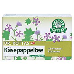 KÄSEPAPPELTEE Dr.KOTTAS Filterbeutel 20 Stück - Vorderseite