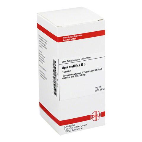 APIS MELLIFICA D 3 Tabletten 200 Stück N2