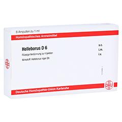 HELLEBORUS D 6 Ampullen 8x1 Milliliter N1