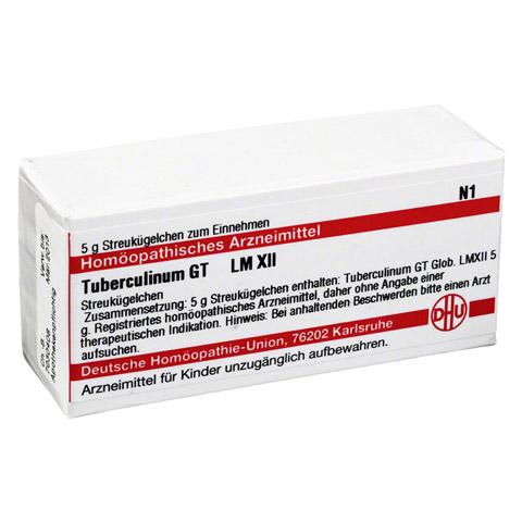 LM TUBERCULINUM GT XII Globuli 5 Gramm N1
