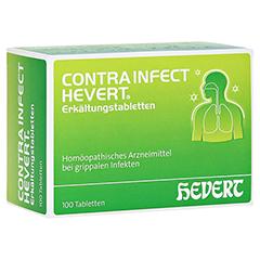 CONTRAINFECT Hevert Erkältungstabletten 100 Stück N1