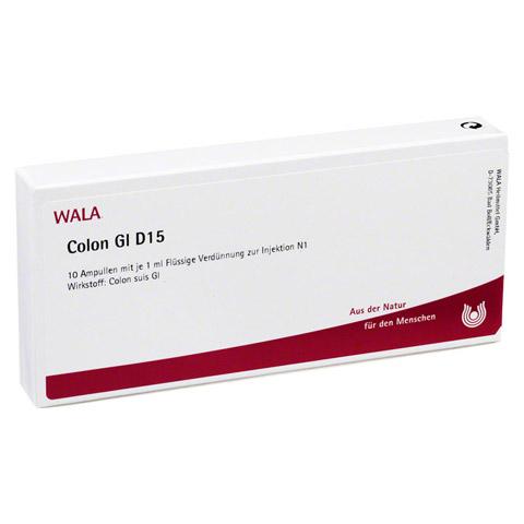 COLON GL D 15 Ampullen 10x1 Milliliter N1