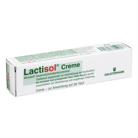 LACTISOL Creme 15 Gramm