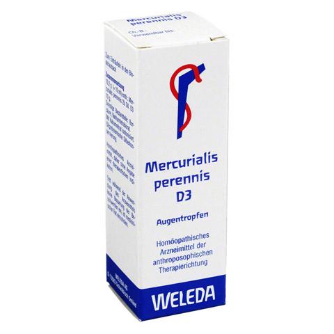 MERCURIALIS PERENNIS D 3 Augentropfen 10 Milliliter N1