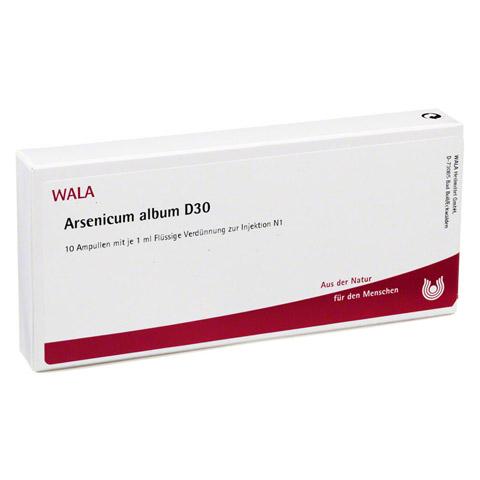 ARSENICUM ALBUM D 30 Ampullen 10x1 Milliliter N1
