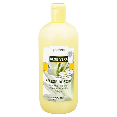 aloe vera pflege dusche cosvida 500 milliliter online bestellen medpex versandapotheke. Black Bedroom Furniture Sets. Home Design Ideas