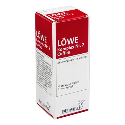 LÖWE KOMPLEX Nr. 2 Coffea Tropfen 50 Milliliter N1