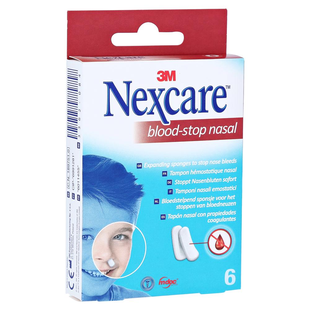nexcare-blood-stop-nasenstopsel-6-stuck