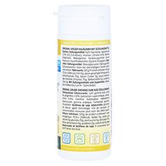 INGWER GINJER Kaugummi Zitrone 30 Gramm - Linke Seite