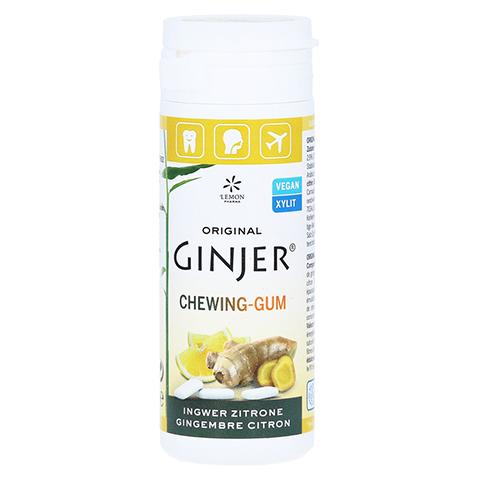 INGWER GINJER Kaugummi Zitrone 30 Gramm