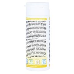 INGWER GINJER Kaugummi Zitrone 30 Gramm - Rechte Seite