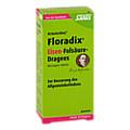 FLORADIX Eisen Folsäure Dragees 84 Stück
