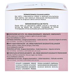 LIERAC Hydragenist Gel-Creme N 50 Milliliter - Rechte Seite