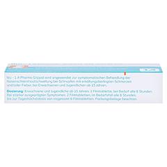 Ibu-1A Pharma Grippal 200mg/30mg 20 Stück N1 - Unterseite