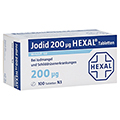 Jodid 200µg HEXAL 100 Stück N3