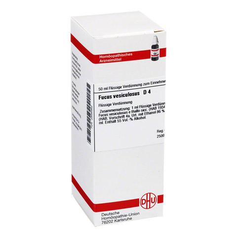 FUCUS VESICULOSUS D 4 Dilution 50 Milliliter N1
