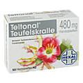 TELTONAL Teufelskralle 480 mg Filmtabletten 50 Stück N2