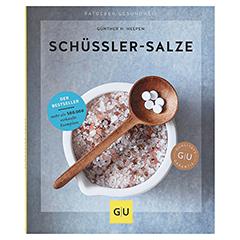 GU Schüßler Salze Ratgeber 1 Stück - Vorderseite