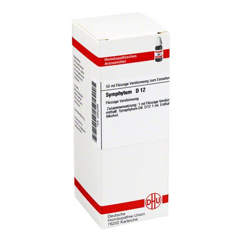 SYMPHYTUM D 12 Dilution 50 Milliliter N1