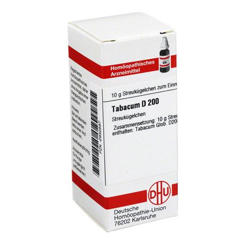 TABACUM D 200 Globuli 10 Gramm N1