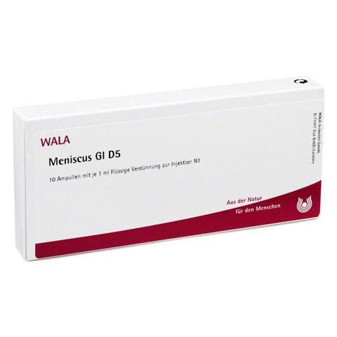 MENISCUS GL D 5 Ampullen 10x1 Milliliter N1