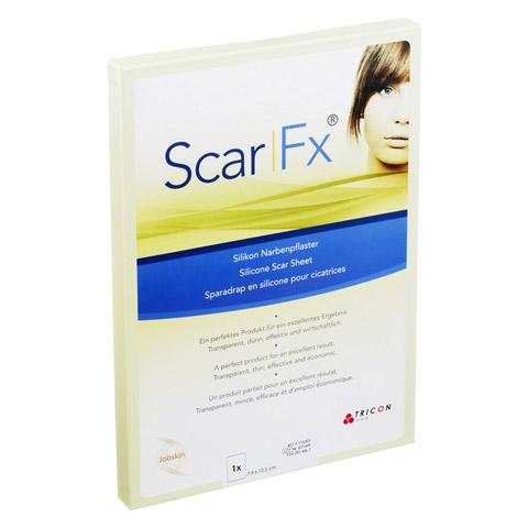 SCAR FX Silikon Narben Pflast.7,5x12,5cm 1 Stück