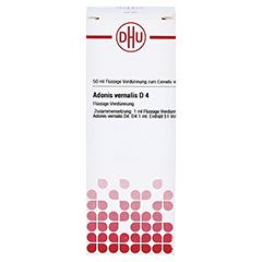 ADONIS VERNALIS D 4 Dilution 50 Milliliter N1 - Vorderseite
