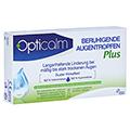OPTICALM beruhigende Augentropfen Plus in Einzeld. 10x0.5 Milliliter