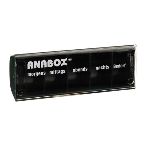 ANABOX Tagesbox grün 1 Stück