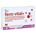 FERRO VITAL+ Denk Kautabletten 30 Stück