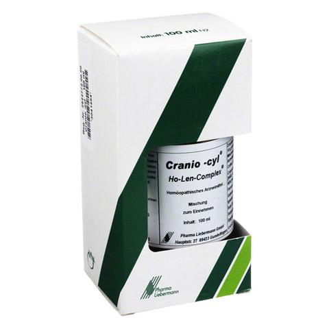 CRANIO cyl Ho-Len-Complex Tropfen 100 Milliliter N2
