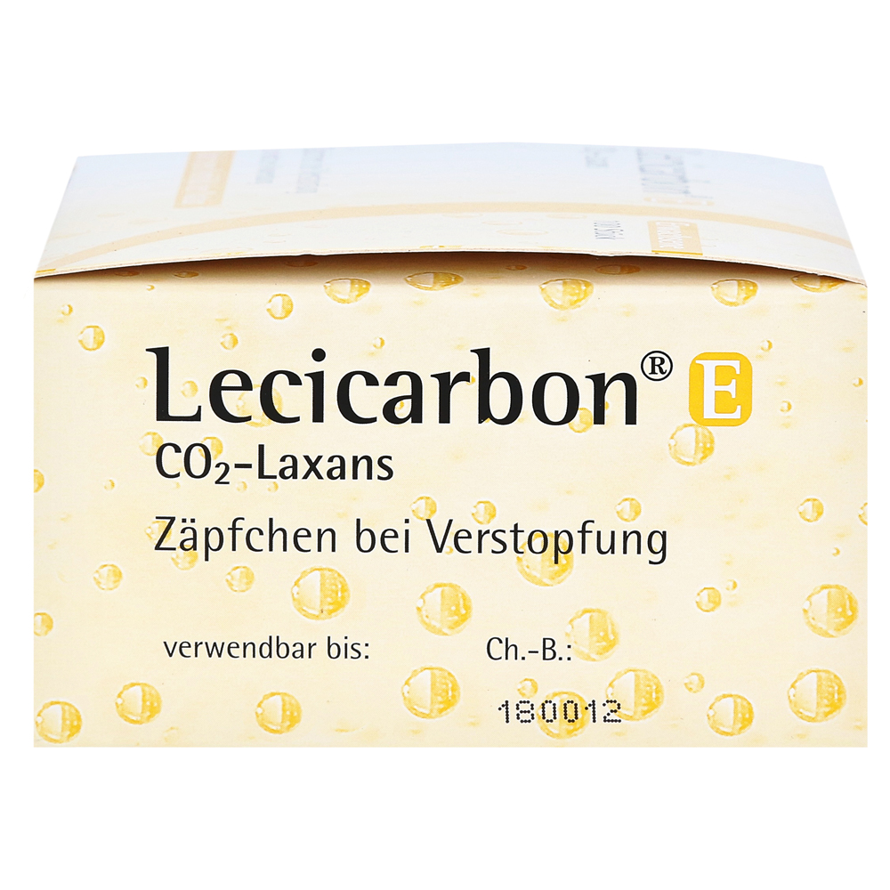 lecicarbon e co2 laxans f r erwachsene 100 st ck online bestellen medpex versandapotheke. Black Bedroom Furniture Sets. Home Design Ideas